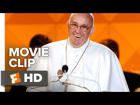 Pope Francis -- A Man of His Word Movie Clip - Making Peace (2018) | Movieclips Indie