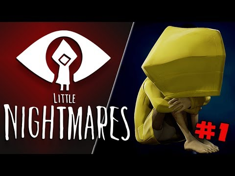 LITTLE NIGHTMARES - Hunger #1