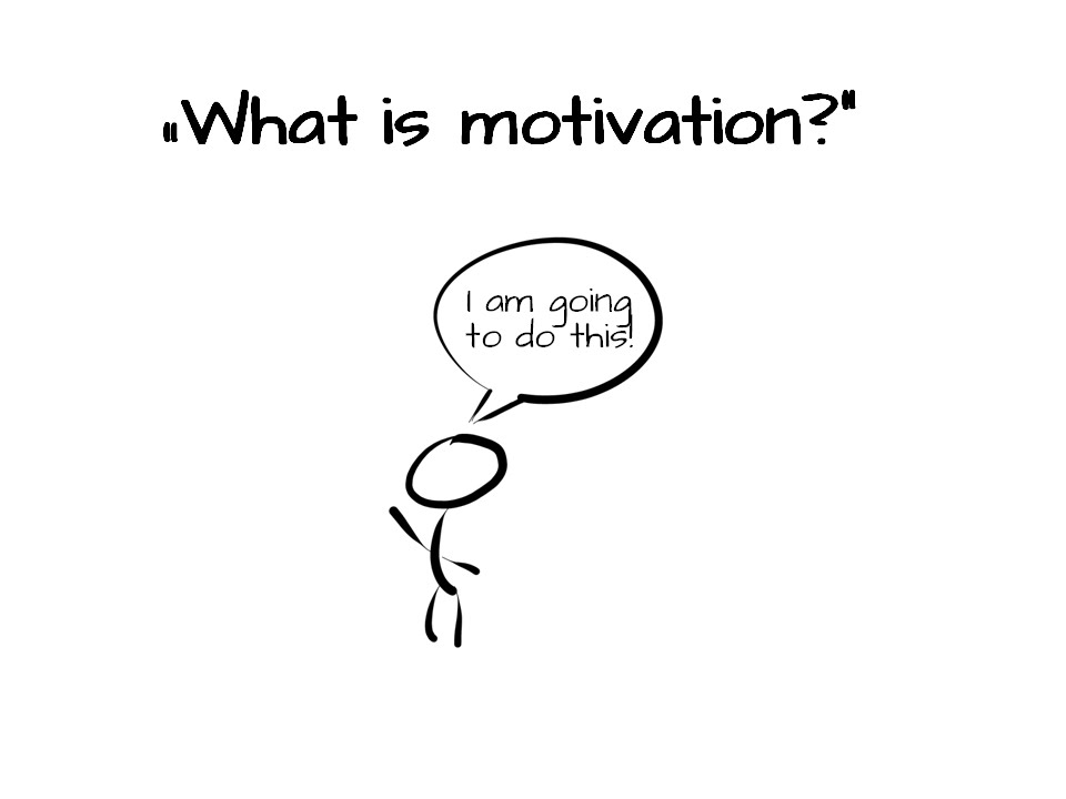 theory of self motivation While there are many theories about  self-determination theory and work.