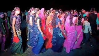 Powerful Girls Dance Video 2021 !! Adivasi Night Dance Video 2021!!Beautiful Girls Dance Video 2021