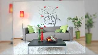 Decoracion de Interiores con Pintura Coloridos