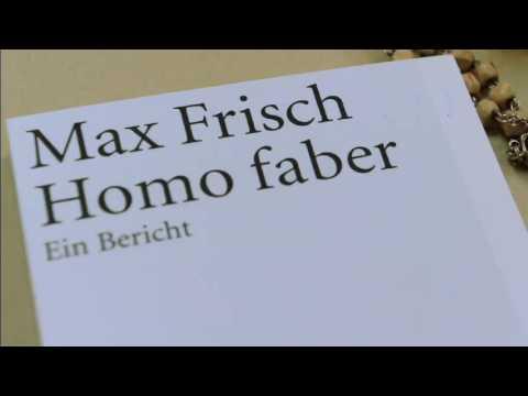 Homo Faber YouTube Hörbuch auf Deutsch
