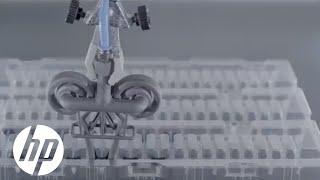 Pneumatic Grip   HP 3D Printing   HP