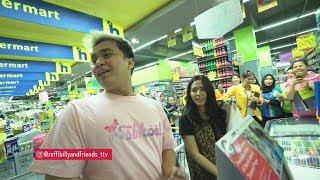 RAFFI BILLY AND FRIENDS - Rusuhnya Billy Belanja di Supermarket! Dikerumunin Fans (24/8/19) Part 2
