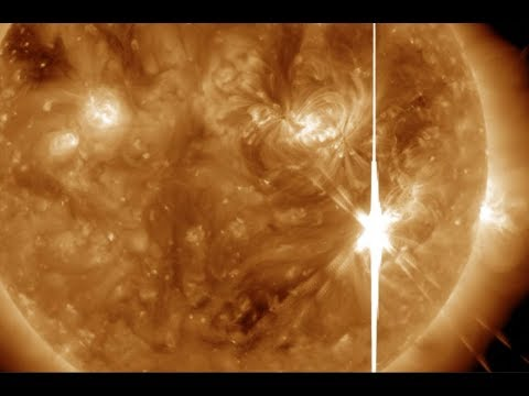 Great Solar Flare | September 6, 2017