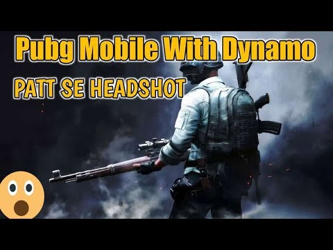 Pubg Mobile With Dynamo Face Cam And Hand Cam Bohot Hard #01