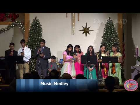 Music Medley by FMTC Teens on 10th Dec 2017 @ FMTC MD