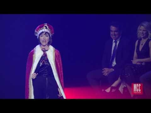 Carmen Cusack performs