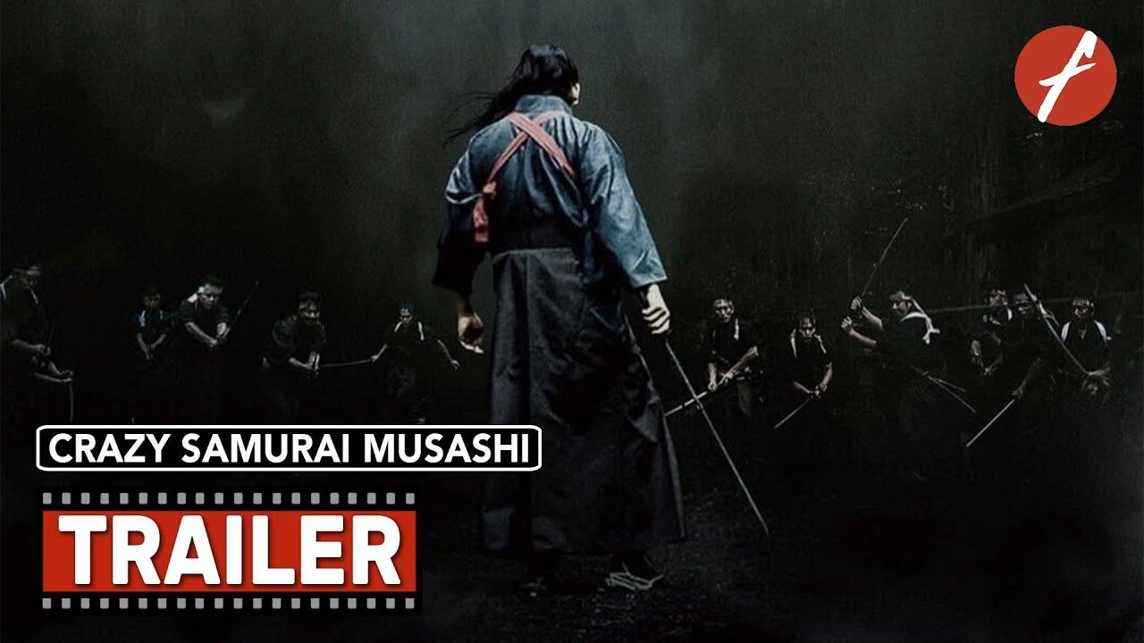 Crazy Samurai Musashi (2020) 狂武蔵 - Movie Trailer - Far East Films