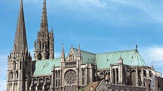 Video Notre-Dame de Chartres - Visiting Chartres Cathedral, France - UNESCO World Heritage site download MP3, 3GP, MP4, WEBM, AVI, FLV Juni 2018