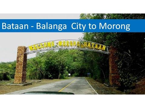 Balanga  City to Morong, Bataan