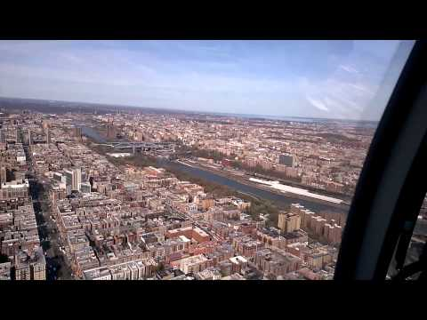 Helicopter Ride Around New York City