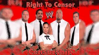 "WWE: Right To Censor Theme ""Censorship"" Download"