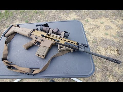 Shooting The FN SCAR 17S