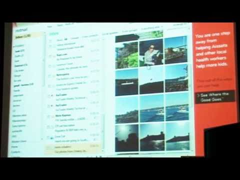 Launch, demo of Microsoft Windows Live Essentials 2011
