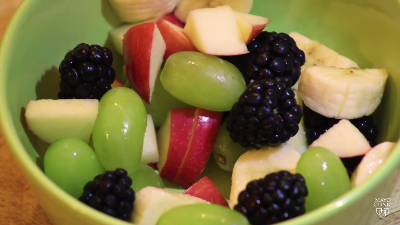 Mayo Clinic Minute 3 Tips To Ditch Junk Food For A Healthier Diet