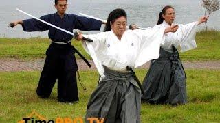 ИАЙДО. (Япония).  Боевые искусства мира.  Martial arts world. Iaido. (Japan).