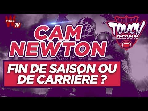 🏈 Touchdown #9 : Cam Newton, fin de saison ou de carrière ?