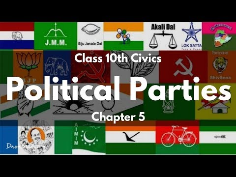 Political Parties: CBSE Class 10 X | Social Studies | Video Lecture