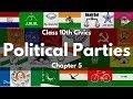 Political Parties CBSE Class 10 X Social Studies Video Lecture