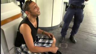 13.8.2014 ORF: Wien heute Schwerpunktkontrollen in der U Bahn