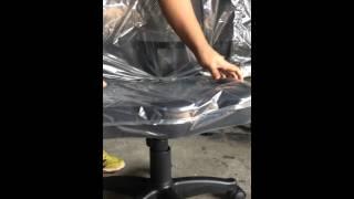 凱堡傢俬-辦公椅 上下身 安裝方式
