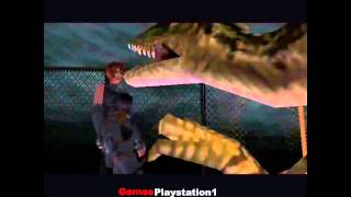 Dino Crisis 1 Ps1 Gameplay HD [Best Of]