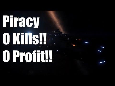 Elite: Dangerous - The Piracy Experiment!