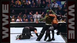 Matt and Jeff Hardy square off in the Royal Rumble: Royal Rumble 2001
