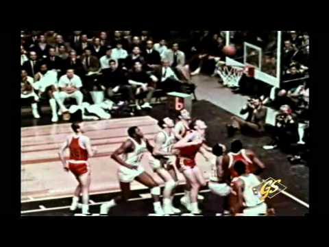 1968 NBA All Star Game Highlights