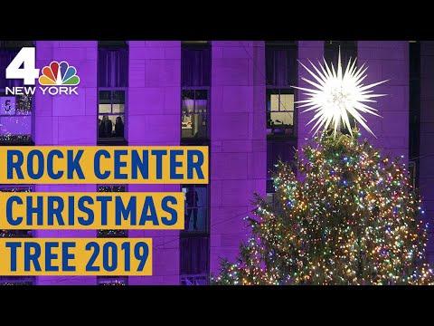Rich Kaminski - Rockefeller Center Christmas Tree Has Been Chosen - 2019