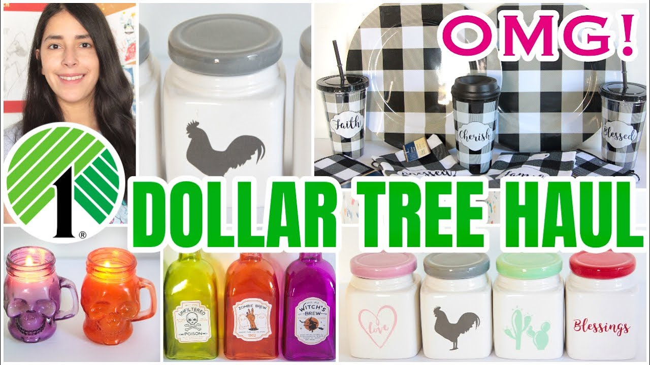 JACKPOT DOLLAR TREE HAUL AMAZING NEW FINDS