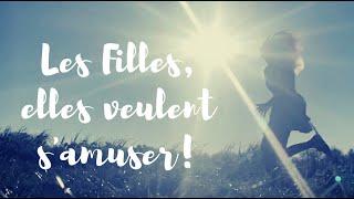 LES FILLES, ELLES VEULENT S'AMUSER - COVER CINDY LAUPER - LES FRANGLAISES