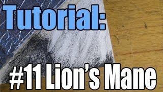 Tutorial: #11 How I Draw a Lion