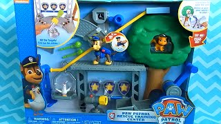 Paw Patrol Rescue Training Center Chickaletta Kitty Chase Toys