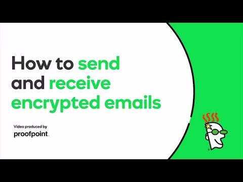 How to Send & Receive Encrypted Email   GoDaddy Help
