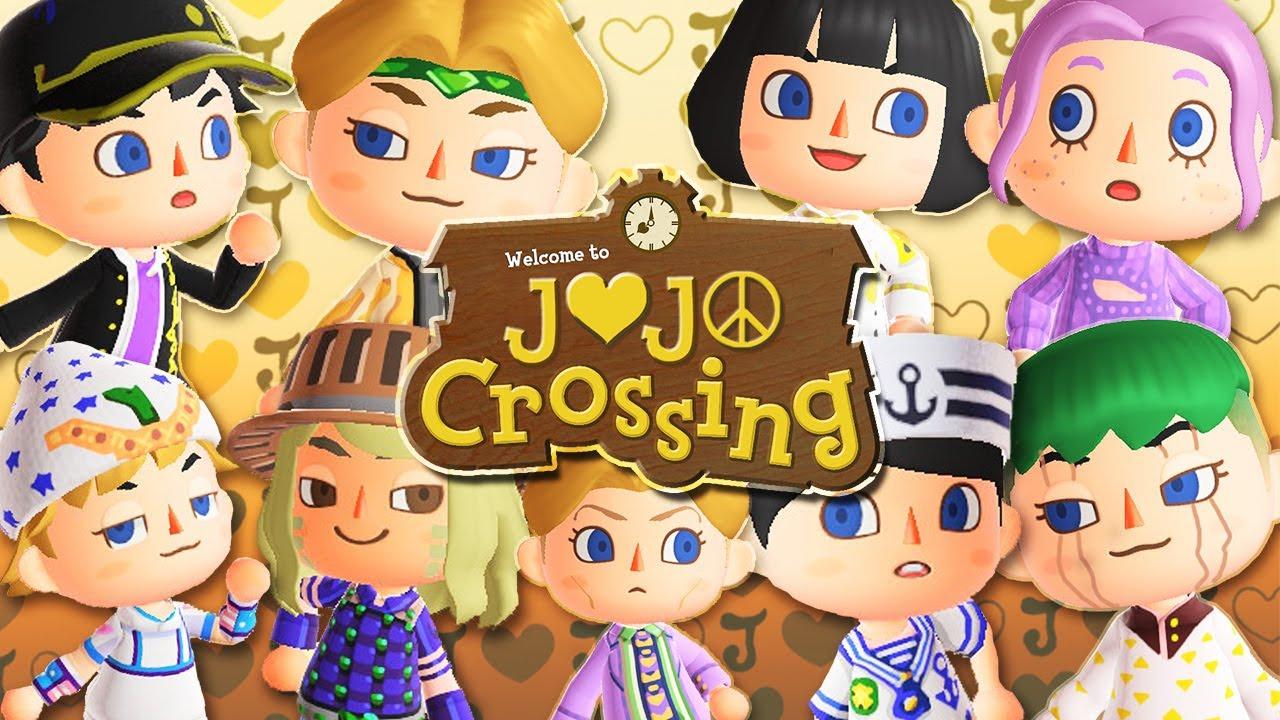 Jojo Crossing Youtube