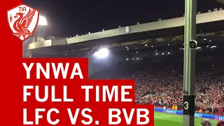 Liverpool 4-3 Borussia Dortmund - Full-time You
