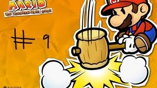 Paper Mario: TTYD Stylish Walkthrough Part 9 (First Glimpse: Pit of 100 Trials)