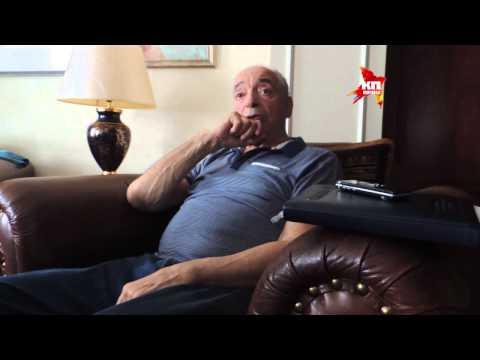 """Валентин Гафт в свой юбилей прочитал стихи для """"Комсомольской Правды"""""""
