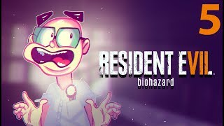 Northernlion Plays: Resident Evil 7 [Episode 5] (Twitch VOD)