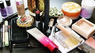 GET READY WITH ME   100% Drugstore Makeup