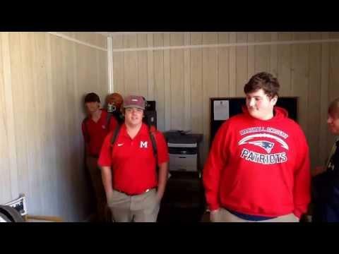 Marshall academy baseball snap