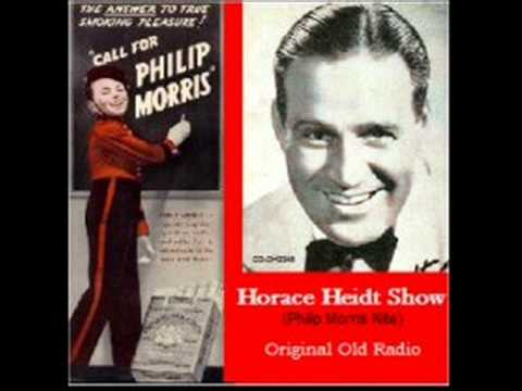 This Can't Be Love - Horace Heidt & his Orchestra featuring Larry Cotton