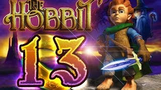 The Hobbit - Video Game 100% Walkthrough - (PS2, GCN, XBOX, PC) - Part 13