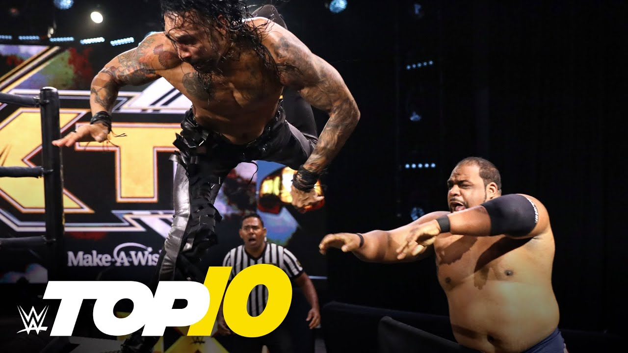 Top 10 NXT Moments: WWE Top 10, April 29, 2020