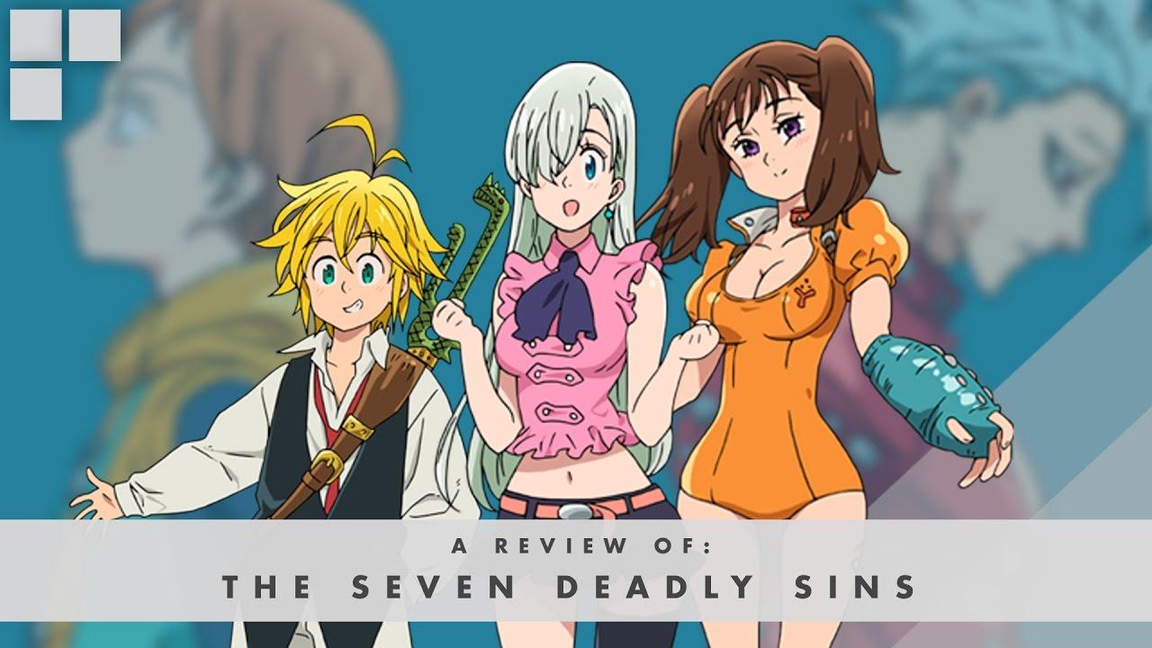7 Sins Anime
