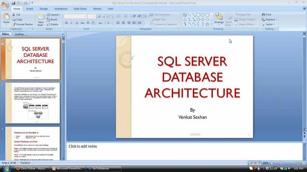 Sql server 2012 database architecture diagram diy wiring diagrams introduction database development series session 1 sql server rh youtube com vs 2012 database diagram sql ccuart Image collections
