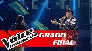 Gambar cover Febri  - Tentang Seseorang (Anda) | GRAND FINAL | The Voice Indonesia GTV 2018