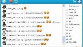 -.- - i, jiji music instrumental - komputer room - mig33